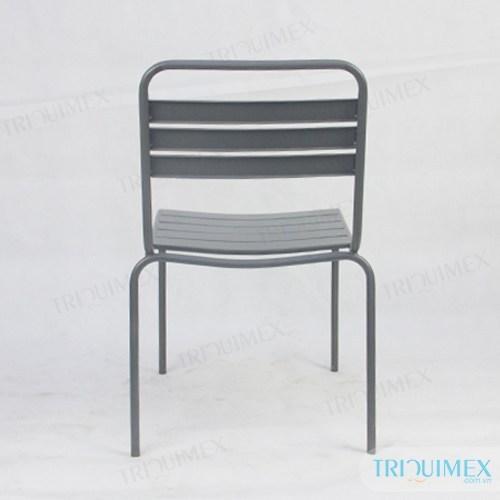 GH-166 | Ghế ngồi sắt nghệ thuật phong cách
