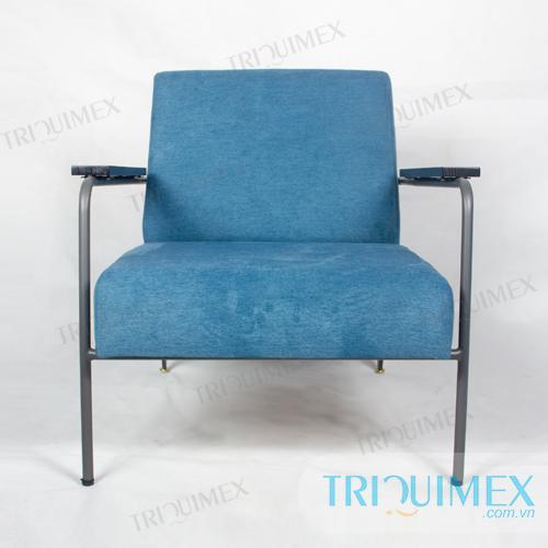 GH-255 | Ghế sofa cafe sắt nghệ thuật hiện đại