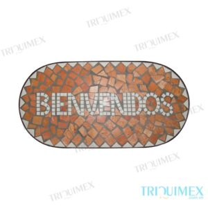 PK-034 Biển hiệu bằng mosaic trang trí trong cửa hàng