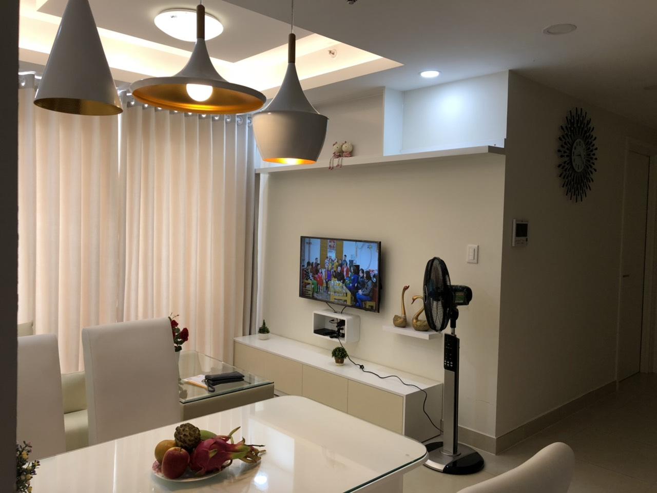 Nội thất căn hộ 1 phòng ngủ Masteri Thảo Điền